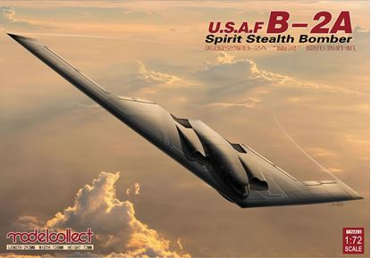 Picture of USAF B-2A  Spirit Stealth strategic Bomber