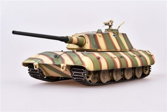 Picture of Germany WWII E-100 Heavy Tank Ausf. B, 1946