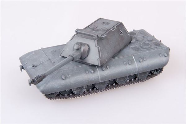 Picture of Germany WWII E100 with Krupp turret German Grey, 1946, German Grey color