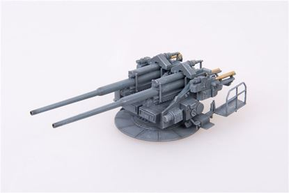 图片 German WWII Flak40 128mm Zwillingsflak,1945