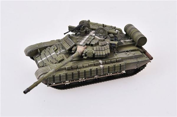 Picture of Soviet Army T-64AV Tank,Western Group of Forces,East Germany,1988