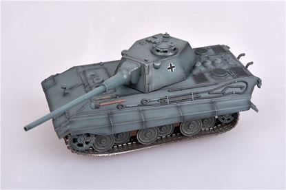 Picture of WWII German Medium tank E50 with 88 gum (Medium turret type, Germany Grey),  1946