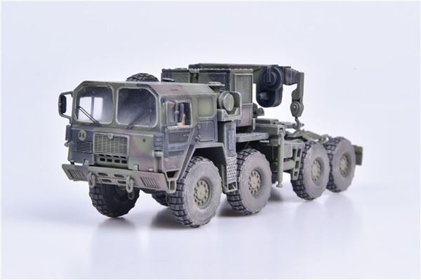 Picture of German MAN KAT1M1014 8*8 HIGH-Mobility off-road truck, camouflage