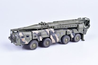 Picture of Soviet Army 9P117 Strategic missile launcher SCUD B early type 1970s